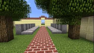 getlinkyoutube.com-Minecraft Mission Carmel Tour - Mission San Carlos Borromeo de Rio Carmelo