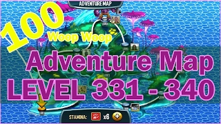 getlinkyoutube.com-Monster Legends - Adventure Map 331 to 340 (Level 100)