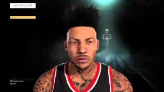getlinkyoutube.com-NBA 2K16 | How To Make Derrick Rose
