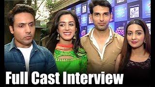Kaal Bhairav Rahasya Serial Cast Interview At Launch - Star Bharat New Serial 2017