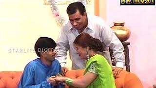 getlinkyoutube.com-Best Of Nasir Chinyoti and Sajan Abbas Stage Drama Full Comedy Clip