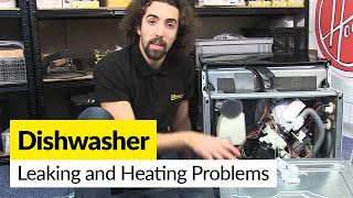getlinkyoutube.com-How to Diagnose Dishwasher Leaking and Heating Problems