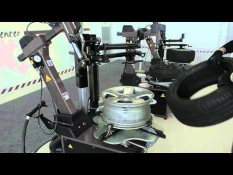 Шиномонтажные автоматические станки