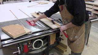 getlinkyoutube.com-Pattern Cutting With Your SawStop Table Saw