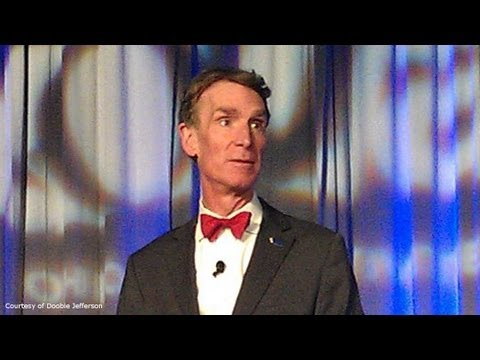 Bill Nye (Science Guy) Hammers Creationists #425