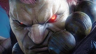TEKKEN 7 Akuma Gameplay Trailer (E3 2016)