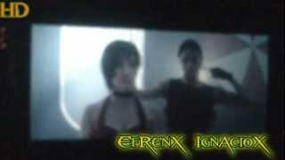 getlinkyoutube.com-Resident Evil Retribution-Rain y Jill  vs Alice Luther y Leon