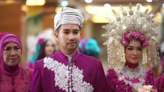 getlinkyoutube.com-Minang Wedding Ceremonial #reception