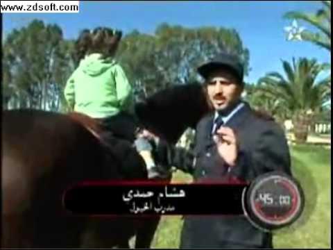 45 دقيقة:الطفلة كنزة (al oula:45 minutes (kniza petite fille non voyante au maroc