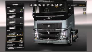 Présentation du Volvo FH16 reworked pour la version 1.19 d'ETS2