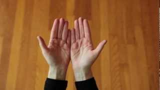 getlinkyoutube.com-3-Minute Health Tips: Finger Exercise to Ease Joint Pain