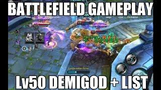 getlinkyoutube.com-Taichi Panda | Battlefield Gameplay | Level 50 Demigod + Demigod List