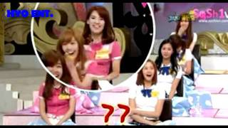 getlinkyoutube.com-SNSD can't stand laughing at Hyoyeon's Jokes :)