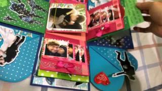 getlinkyoutube.com-情人節禮物/手作/禮物盒/Explosion Box