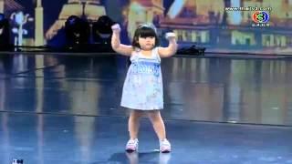 น้องพัชชา3ขวบกับเพลง ขอใจเธอแลกเบอร์โทร Thailand got talent ซีซั่น4น่ารักม๊ากกก