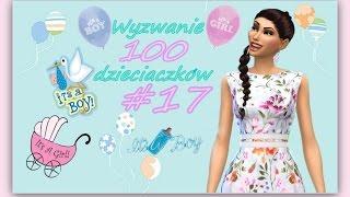 getlinkyoutube.com-The Sims 4 Challenge...Wyzwanie: 100 dzieciaczków #17