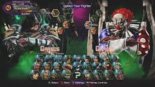 getlinkyoutube.com-Killer Instinct - Aria Announcer - All Character Select Screen Animations (1080p 60FPS)