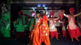 getlinkyoutube.com-Sterling DJ Entertainers Bhangra & giddha group 03 cont 9814150620 harry shergill