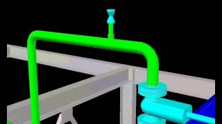 getlinkyoutube.com-Modelagem de tubulação - AUTOCAD