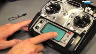 getlinkyoutube.com-FlySky FS-T6 2.4ghz 6 Channel Transmitter Installation Guide