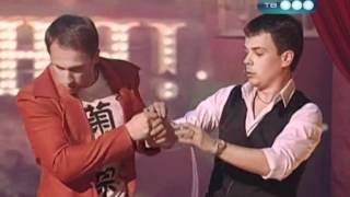 getlinkyoutube.com-Александр Магу Фокус Исчезновение часов