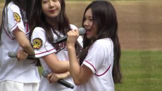 getlinkyoutube.com-[여자친구]150328 광주 챔피언스필드 개막기념 공연 유리구슬 직캠