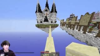 getlinkyoutube.com-MineCraft Egg Wars | حرب البيض #8 | التيم الي مرة قوي