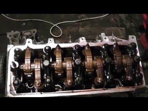 Разборка двигателя ситроен с3