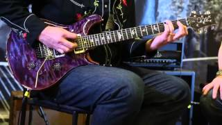 getlinkyoutube.com-The New PRS Guitars Custom 24 with a Floyd Rose Played By Greg Koch  •  NAMM 2014