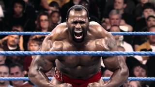 WWE: Выход Ezekiel Jackson