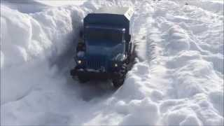 getlinkyoutube.com-Проект Урал 4320 2014 RC \ The Project URAL 4320 2014