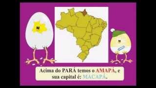 getlinkyoutube.com-042 - BRASIL: Estados e Capitais - DUBLADO