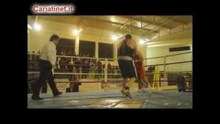 Giornata di boxe a Crucoli