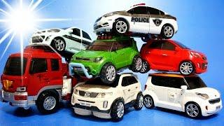 getlinkyoutube.com-또봇 델타트론 Vs 또봇 쿼트란 대결 동영상 Tobot Car Toys