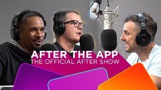 DAMON WAYANS JR. AND KRIS JONES ON THE #ASKGARYVEE AUDIO EXPERIENCE   #AFTERTHEAPP 02