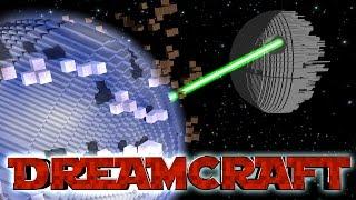 "getlinkyoutube.com-Minecraft | Dream Craft - Star Wars Modded Survival Ep 79 ""DEATH STAR LASER"""