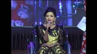 Manisha Miss Ability Contest Telangana 2018 Hyderabad