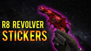 getlinkyoutube.com-CS GO - R8 Revolver: Crazy Sticker Combos!
