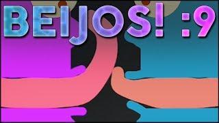 getlinkyoutube.com-GUERRA DE LÍNGUA NO OLHO! :9 - Realistic Kissing Simulator [FT. Gab]