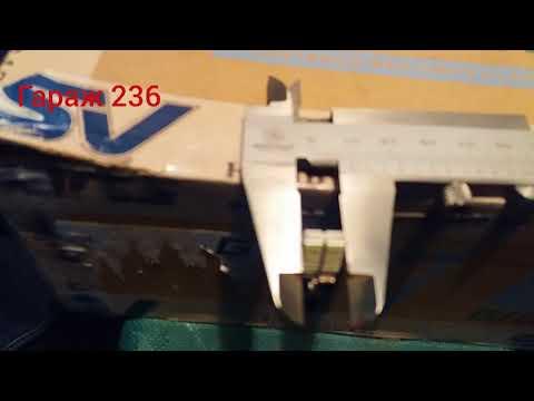 Замена габаритных огней на Мерседес W211