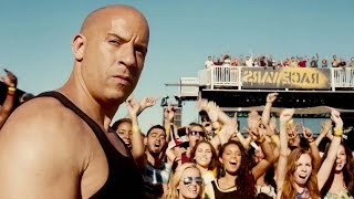 getlinkyoutube.com-FAST and FURIOUS 7 Full Length Trailer # 2 [HD 1440p]