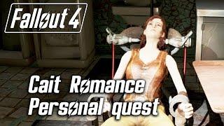getlinkyoutube.com-Fallout 4 - Cait Romance - Cait's Personal quest