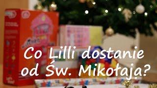 getlinkyoutube.com-Świąteczne prezenty Lilli | MammyDoriska