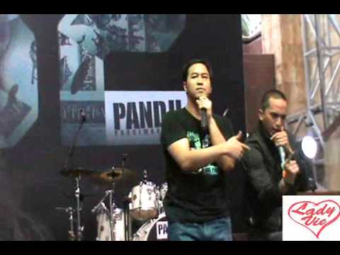 Pandji featuring Emimen (Ge Pamungkas) - Forgot about Dre @ INDONESIA: (08.12.2012)