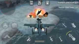 getlinkyoutube.com-[GUNSHIP BATTLE] NEW UPDATE - Warthog Model A-10 Upgrades/Weapon System & Custom Missions