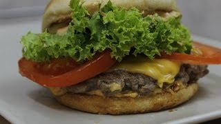 getlinkyoutube.com-طريقة عمل برجر شيك شاك  How to Make Shake Shack Burger [En Subtitle]