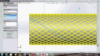 Solidworks Tutorial Knurling