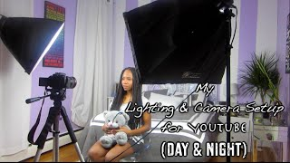 getlinkyoutube.com-My Lighting & Camera Setup for YouTube! (Day & Night) | JASMINE ROSE