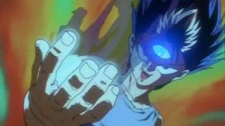 Yu Yu Hakusho - Hiei's Dragon Of The Darkness Flame width=