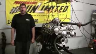 455 Oldsmobile Stroker Crate Engine